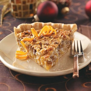 Ambrosia Pecan Pie Recipe