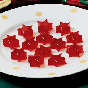 Sugarless Licorice Stars Recipe