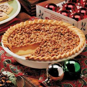 Paradise Pumpkin Pie Recipe