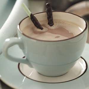 Minty Hot Chocolate Recipe