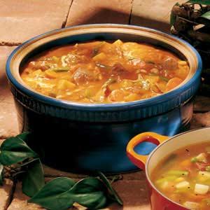 German Sauerbraten Stew Recipe