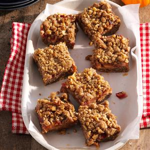 Red Apple Butter Bars Recipe