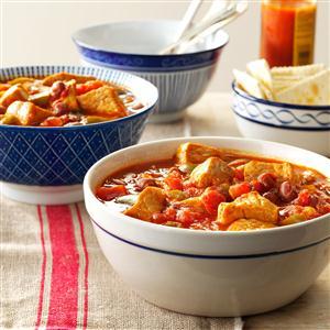 Pork Chili Recipe