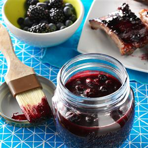 Berry BBQ Sauce Recipe