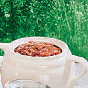 Hot Bean Dish Recipe