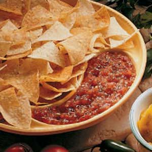 Freezer Salsa Jam Recipe