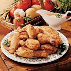 Best Southern Fried Chicken Recipe Taste Of Home