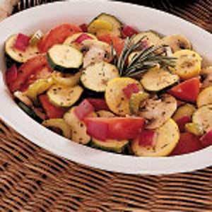 Garden Saute Recipe