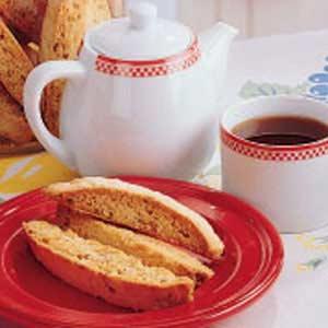 Memorable Biscotti Recipe