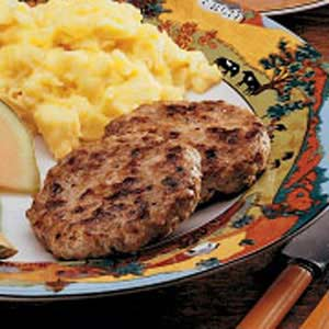 Rabbit Breakfast Sausage Recipe