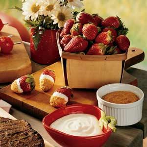Cheesecake Dip Recipe
