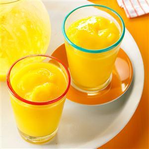 Mango Ginger Smoothies Recipe