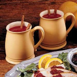 Highbush Cranberry Tea Recipe