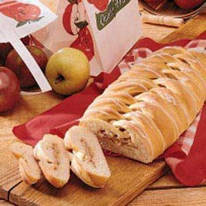 Apple Ladder Loaf Recipe