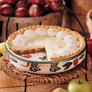Caramel Apple Cream Pie