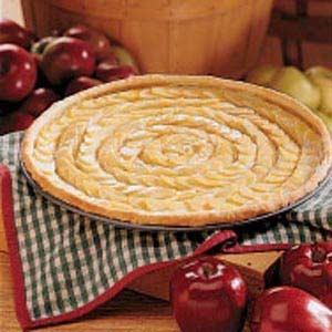 Tasty Apple Tart Recipe