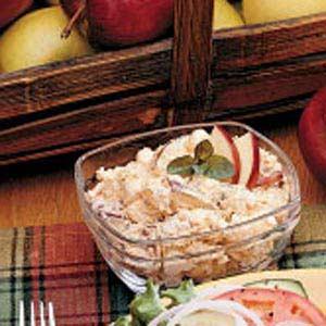 Butterscotch Apple Treat Recipe
