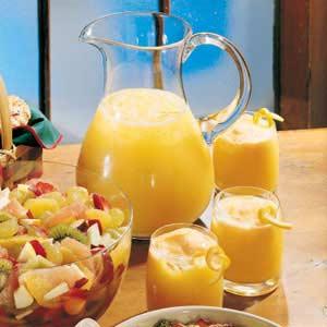 Citrus Sunshine Punch Recipe