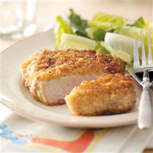 Breaded Pork Chops Recipe