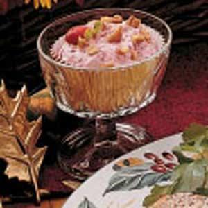 Frozen Cranberry Pineapple Salad Recipe