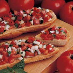 Tomato Bread Salad Recipe