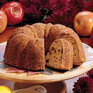 Mincemeat Apple Cake Recipe