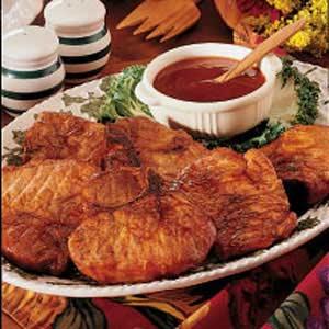 Broiled Pork Chops Recipe