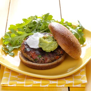 Veggie Burger Recipes
