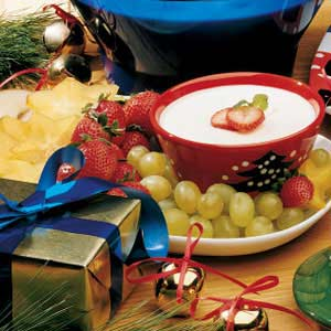 Strawberry Dip Recipe