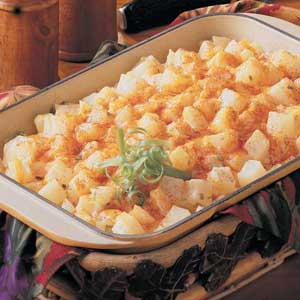 Potatoes Supreme Recipe