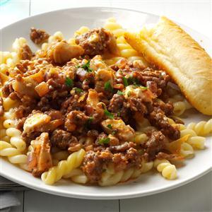 Italian Sausage with Artichokes and Feta Recipe