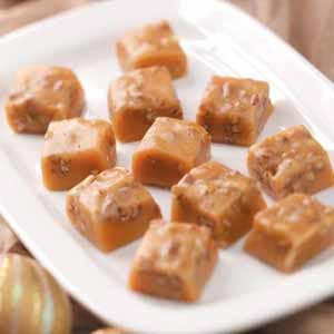 Old-Fashioned Caramels Recipe