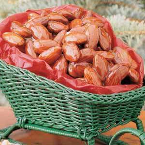 Iced Almonds Recipe