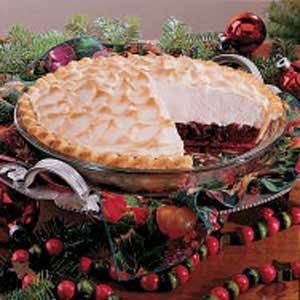 Horn of Plenty Pie Recipe