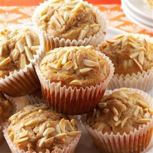 Apple-Almond Muffins Recipe