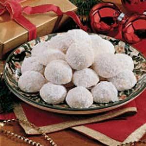 Lemon Snowballs Cookie Recipe