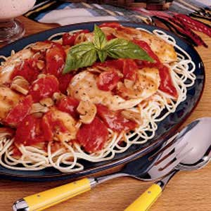 Easy italian chicken recipe taste of home easy italian chicken recipe forumfinder Gallery
