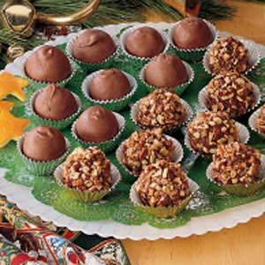 Orange Chocolate Meltaways