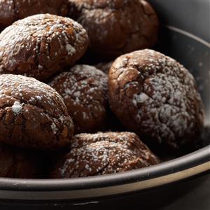Contest-Winning Chocolate Truffle Cookies Recipe
