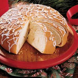 Almond Ring Coffee Cake