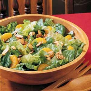 Three-Step Salad Recipe