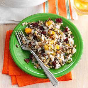 Great Grain Salad Recipe