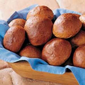 Beautiful Brown Rolls Recipe