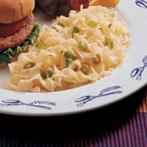 Quick Parmesan Noodles Recipe