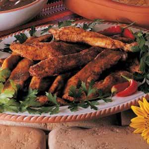 Cajun Chicken Strips Recipe
