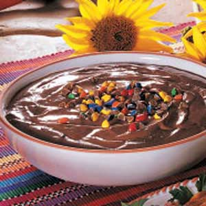 Homemade Chocolate Pudding Recipe