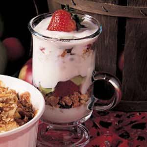 Yogurt Parfait Recipe