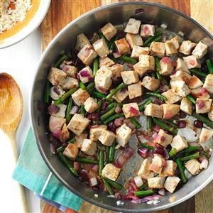 Day-After-Thanksgiving Turkey Stir-Fry Recipe
