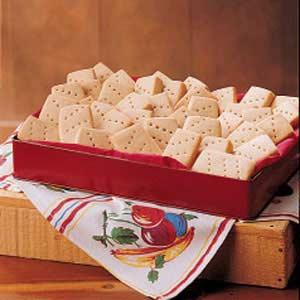 Brown Sugar Shortbread Recipe