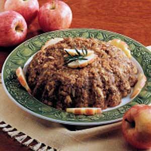 Apple Sausage Bake Recipe